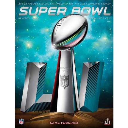 Super Bowl LI Official Program