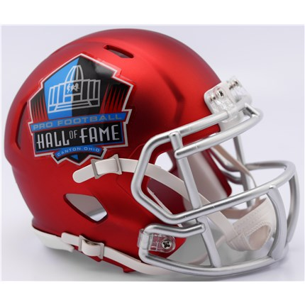 Hall of Fame Riddell Blaze Mini Helmet