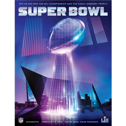 Super Bowl LII Official Program
