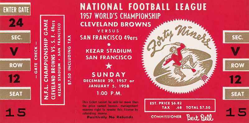 1957_Championship-Game-Ticket-Front-800