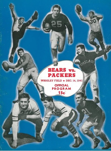 PackersBears1941Program